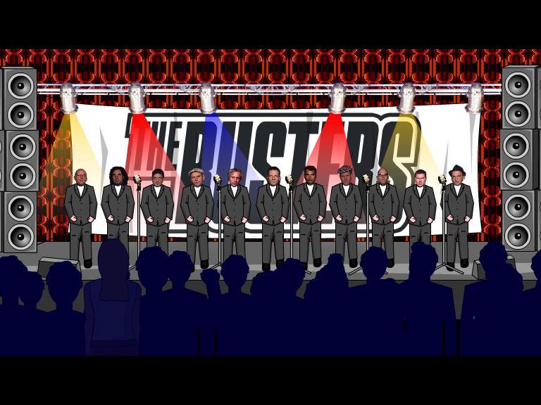 Busters, Revolutionrock Video